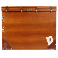 Writing Board Lap Desk Laptop American Cherry Leather Accents USA Made No.10