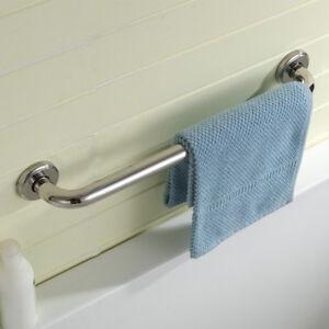 Bathroom Bathtub Safety Grab Bar Disability Handle Hand Towel Rail Aid  U