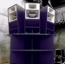 Audio Boost Funktion-One Hire and Rental. Res 1, Res 2 and Res 4. Sound System