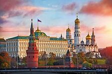 FKG Adult Jigsaw Puzzle The Kremlin Palace Moscow Russia 500-Pieces