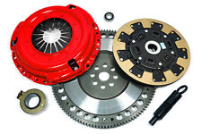 KUPP KEVLAR CLUTCH KIT+CHROMOLY FLYWHEEL fits JDM NISSAN 180SX S13 RS13 CA18DET
