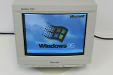 "PANASONIC PANASYNC E15 15"" CRT DISPLAY MONITOR"