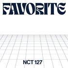 [KIHNO] NCT 127 - Favorite [2 ver. SET] KIT+Photocard+Folding Photo+Poster+Gift