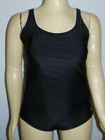 Speedo Women's UltraBack Speedo Black One Piece Swimsuit Size: XXL New With