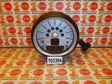 07 08 09 2009 10 2010 MINI COOPER TACHOMETER INSTRUMENT CLUSTER 920139401 OEM