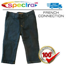 French Connection Baby Boy's Jeans Trousers 100% Cotton - 6-12 months