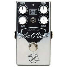 Keeley Vibe-O-Verb Reverb Guitar Effects Pedal