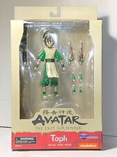 Avatar Deluxe Action Figure - Toph - Diamond Select Toys