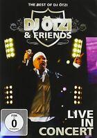 DJ ÖTZI - DJ ÖTZI & FRIENDS-LIVE IN CONCERT  DVD NEU