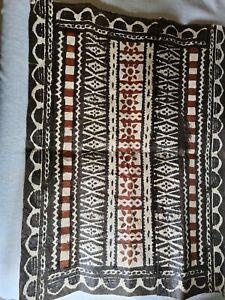 Orginal bark painting from fiji