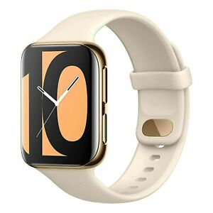 OPPO Watch 46MM WiFi Smart Watch..Global version..Gold Color FAST SHIPPING