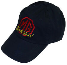 MG Safety fast logo  -  Embroidered hat