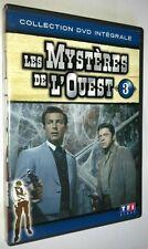 DVD LES MYSTERES DE L'OUEST VOLUME 3 - SAISON 2 EPISODES 9 A 12 -