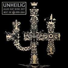 UNHEILIG / ALLES HAT SEINE ZEIT - BEST OF UNHEILIG 1999-2014 * NEW & SEALED CD *