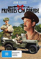 John Cleese PRIVATES ON PARADE - NAUGHTY MILITARY SATIRICAL WAR COMEDY DVD