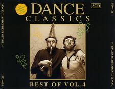 Dance Classics Best Of volume 4 3-CD Box incl: Georgio, Sheena Easton, ABC 2011