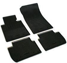 Gummifußmatten 3er BMW E46 98-05 Gummi Matten Fußmatten