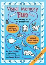 Visual Memory Fun : Visual Memory Puzzles for Pre-Schoolers by Sue Whiting...