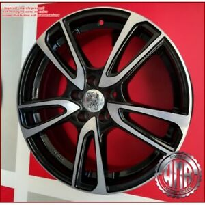 ASTRAL BD 4 CERCHI IN LEGA NAD 16 5X108 PEUGEOT 407 308 GT LINE BLUE HDI ITALY