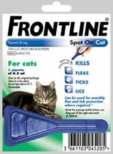 Frontline Spot On For Cats - 1 PIPETTE  [140770]