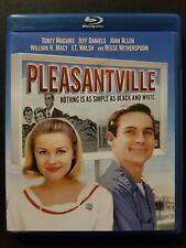 Pleasantville (Blu-ray, 2011) Tobey Maguire, Reese Witherspoon, Jeff Daniels Oop
