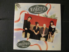 Music CD:   The Christmas Album by The Manhattan Transfer  (Columbia 2001)