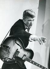 JOHNNY HALLYDAY 60s VINTAGE PHOTO ORIGINAL #29