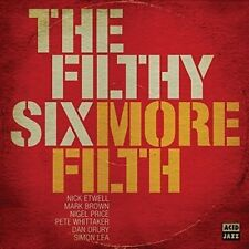 The Filthy Six-More Filth  CD NEUF