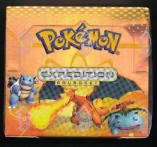 Pokémon Expedition grundset Display Box tedesco SEALED 36 BOOSTER OVP WOTC