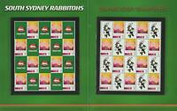 NRL SOUTH SYDNEY RABBITOHS STAMP PACK 2014 MINT PERFECT