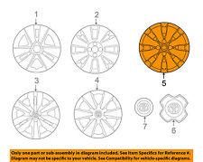 TOYOTA OEM 09-12 Yaris Wheels-Wheel Cover 4260252400