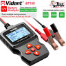 Vident iBT100 12V Car Battery Load Tester Battery Analyzer 100-1100CCA VS KW600