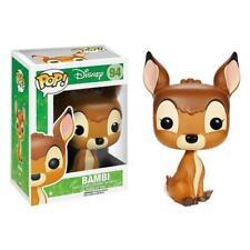 Pop Disney Bambi Funko Pop Vinyl Vaulted and Rare