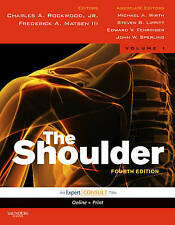 The Shoulder, 2-Volume Set: Expert Consult: Online, Print, and DVD (Shoulder (Ro