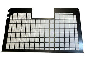 Land Rover Defender Rear Internal Window Guard (with stop light)