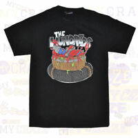 THE HUNDREDS CRABS TEE BLACK T-SHIRT