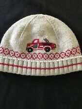 cf712e8d9bb6d9 Janie and Jack Baby Fire Engine Hat - 0-6 Months