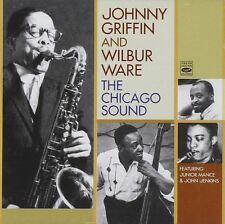 Johnny Griffin THE CHICAGO SOUND (2 LPS ON 1 CD)