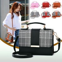 Ladies Cross Body Messenger Bag Women Shoulder Over Bags Satchel Bag Handbag