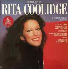 RITA COOLIDGE - The Very Best Of Rita Coolidge (LP) (EX/VG+)