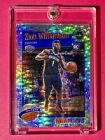 Zion Williamson SILVER PULSAR PRIZM 2019-20 RC NBA HOOPS PREMIUM STOCK - Mint!
