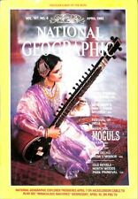 National Geographic, April 1985