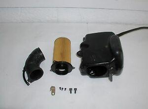 Intruder 800 airbox front 2003 Suzuki No damage Clean filter