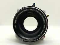 【EXC+4】Fuji Fujinon S 300mm f/5.6 f 5.6 Lens w/Copal No.3 From JAPAN #1958