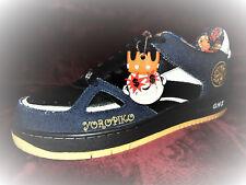 PHANTOM #GreedyGenius denim #LOTUS shoes size 8 #YOROPIKO sneakers #JAPAN GN$
