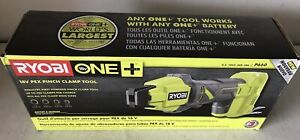 RYOBI P660 18-Volt Cordless PEX Tubing Clamp Tool (Tool Only) P660 (NEW IN BOX)