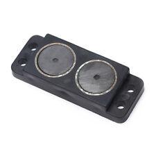 Magnetic Concealed Gun Pistol Holder Holster Under Desk Table Door Bed Magnet EF
