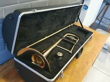More details for trumbone in bb, rich sound. includes lightweight hard case.