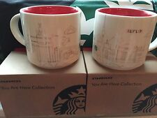Starbucks City You Are Here 14 Oz/414ml Berlin Weihnachtsedition  1 Tasse Mug
