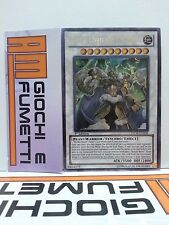 THOR, LORD OF THE AESIR in inglese YUGIOH rara ULTIMATE SYNCHRO